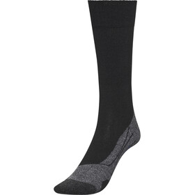 Falke TK2 Cool Vaellussukat Miehet, black-mix